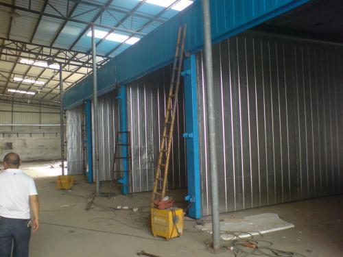深圳红木单板烘干机