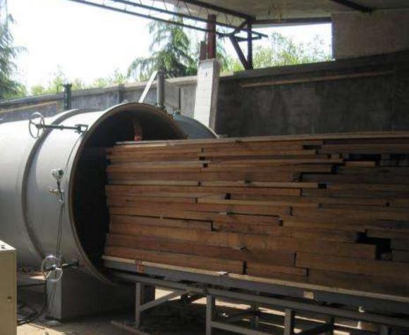 重庆木材真空干燥设备