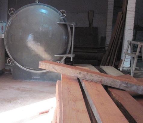 苏州木材真空干燥设备