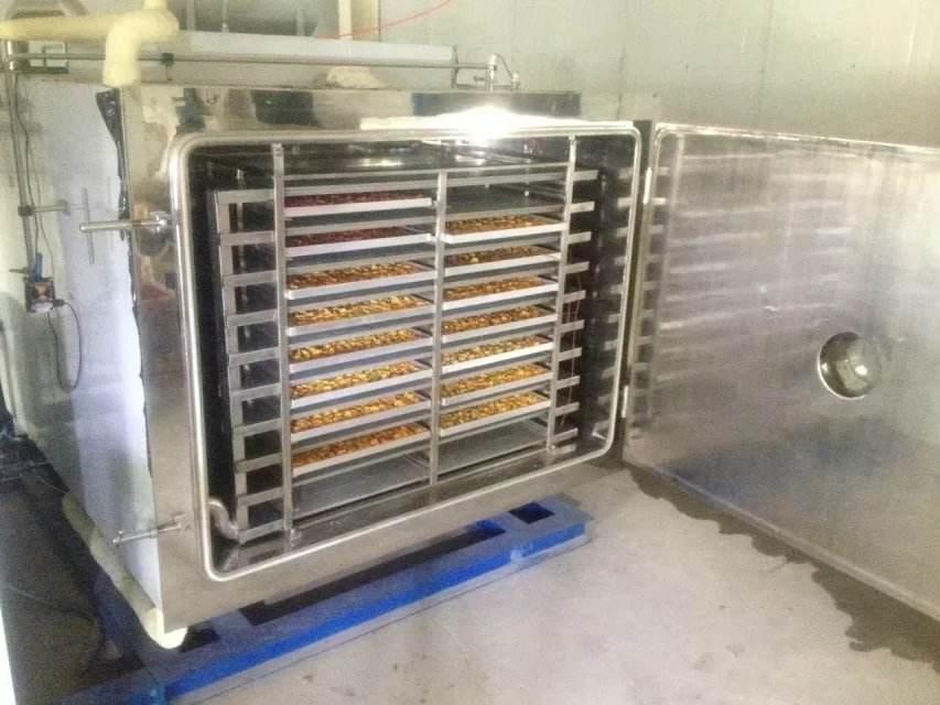 食品冷冻干燥设备生产线
