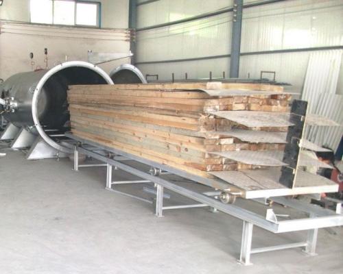 木材烘干窑的烘干方法及设备优点具体有哪些