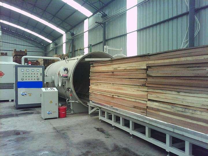 木材烘干设备的可靠性