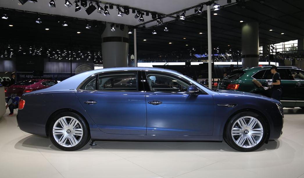 賓利  飛馳  4.0T V8 汽油(歐規版) 2017款