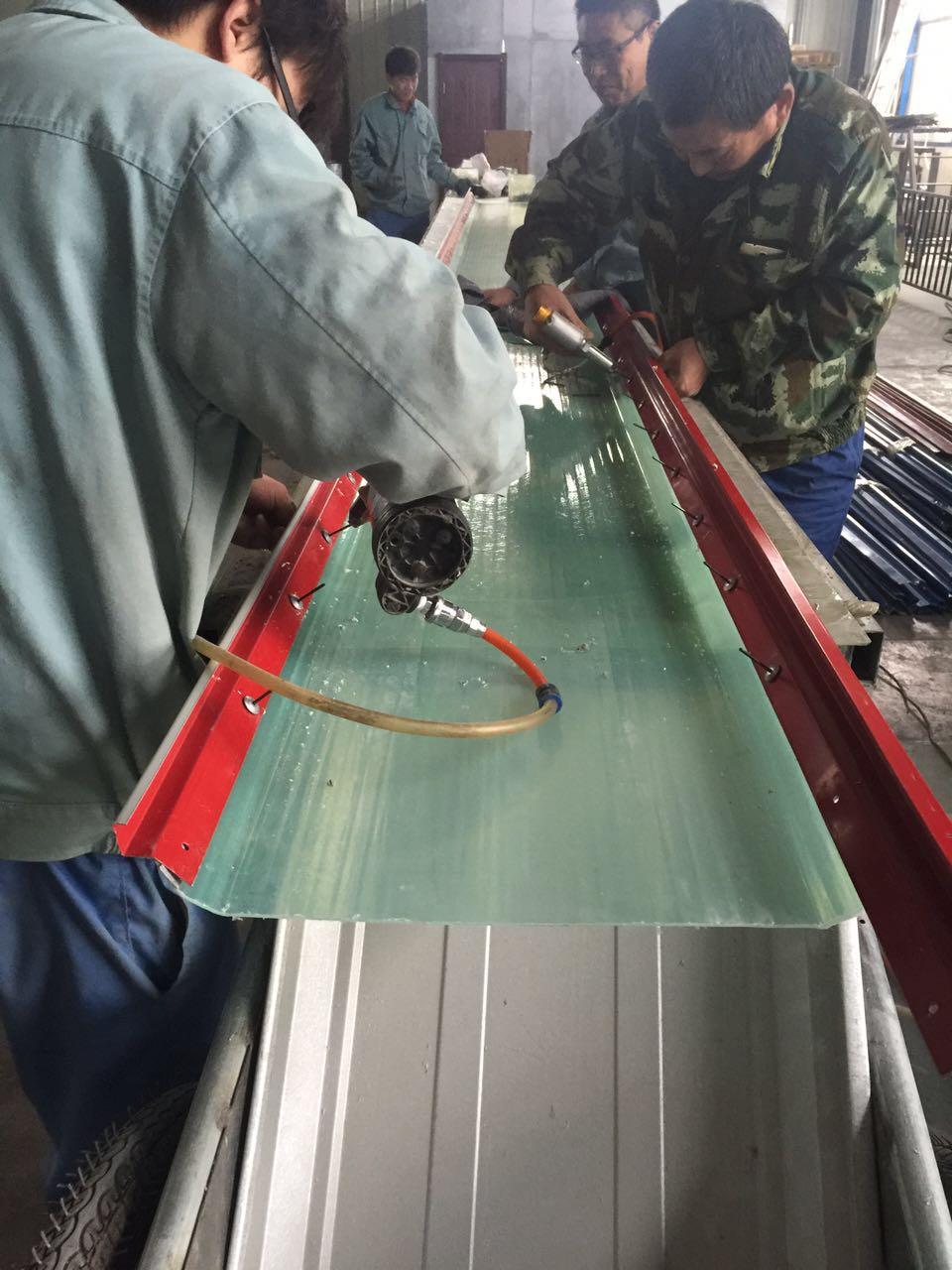 工程专用型采光板