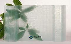 明达采光板批发厂家分享如何预防采光板出现漏水情况