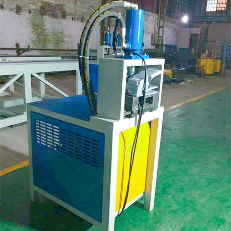 一工位半自動液壓沖孔機