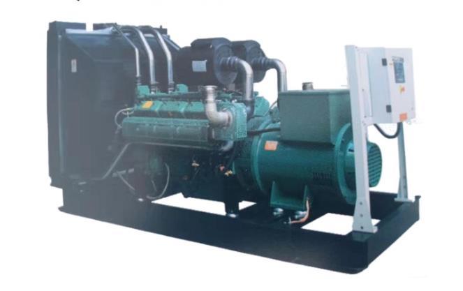 夏季使用襄阳柴油发电机组要进行日常保养工作