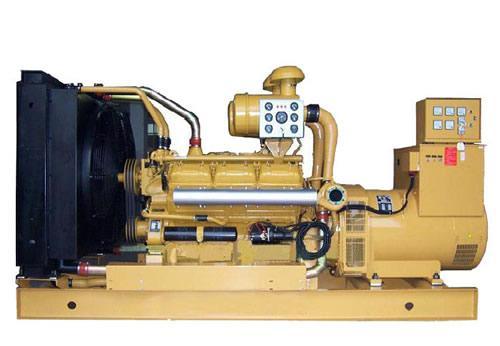 柴油发电机组燃料雾沫空气混合以形成可燃混合物