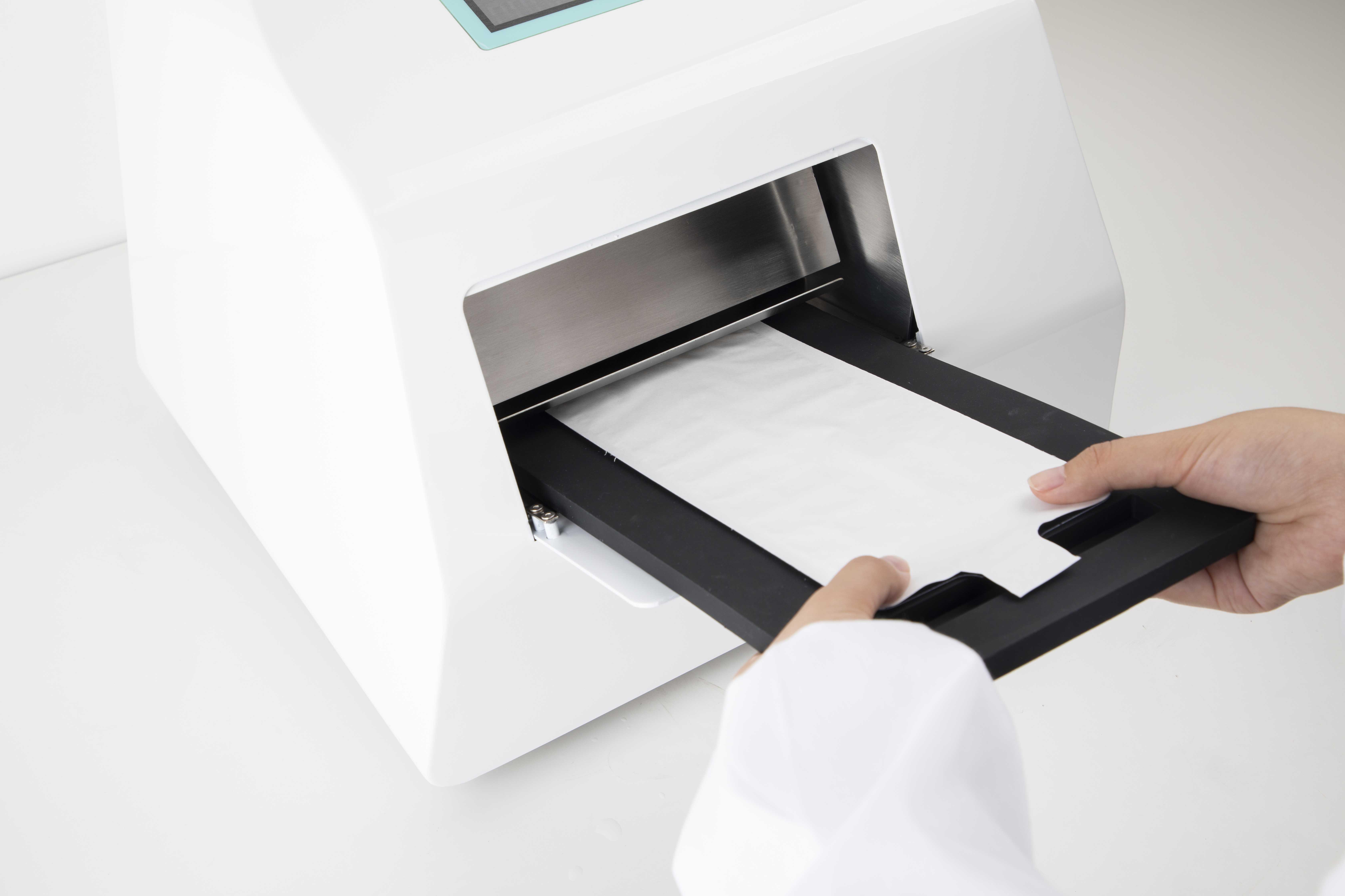 程控定量封口机能够检测出水中的大肠菌群