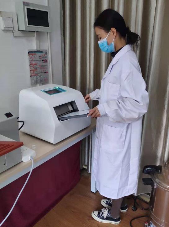 酶底物法检测仪器配件的组成及用途