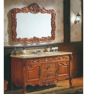 沈阳实木浴室柜