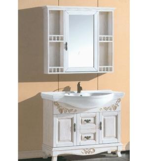 沈阳浴室柜:教您浴室柜的养护
