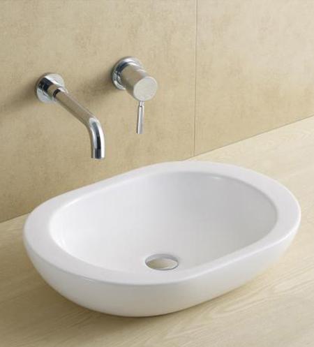 沈阳浴室柜厂家产品展示——洗手盆