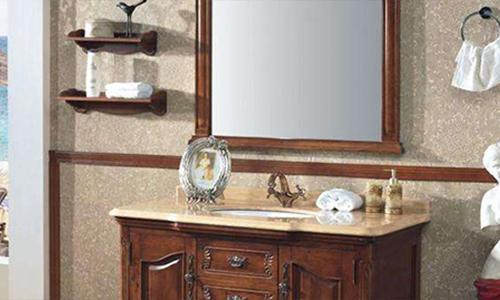 浴室柜如何保养?浴室柜保养及清洁