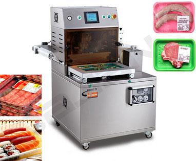 鲜肉、熟食气调包装机