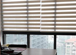 办公窗帘都有哪些材质?