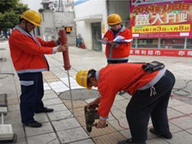 消防管道检测