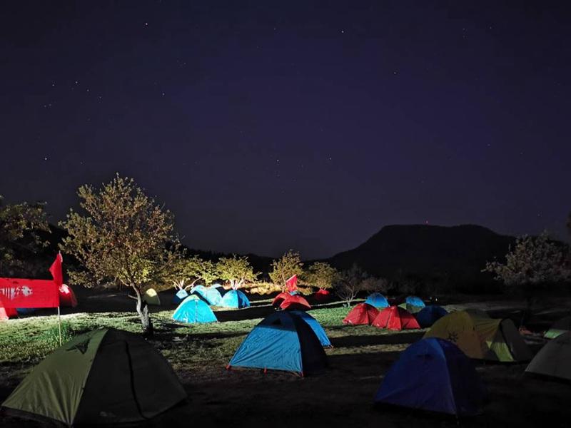 昆明野外露营