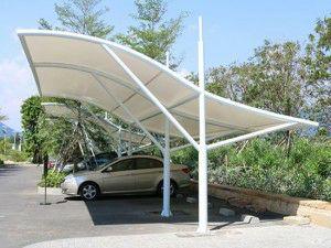 遮阳棚膜结构
