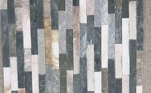 黑白花板岩石材