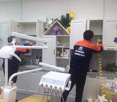 室内除甲醛检测
