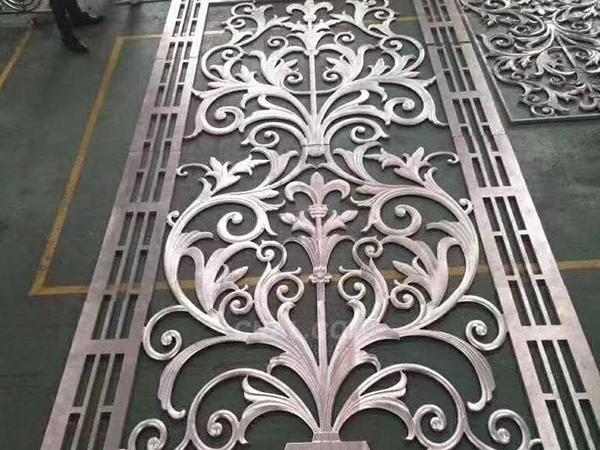 福建雕花铝单板