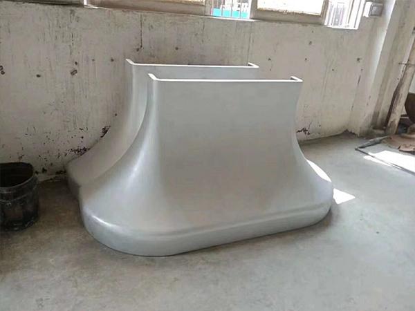 异形双曲铝单板