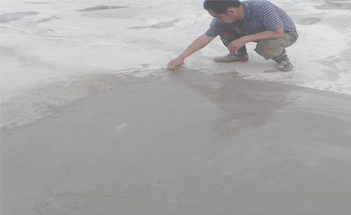 常用砂浆添加剂的应用