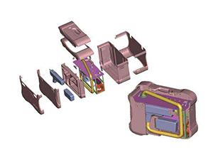 沈阳工业产品外观设计