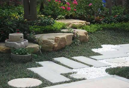 私家园林景观绿化