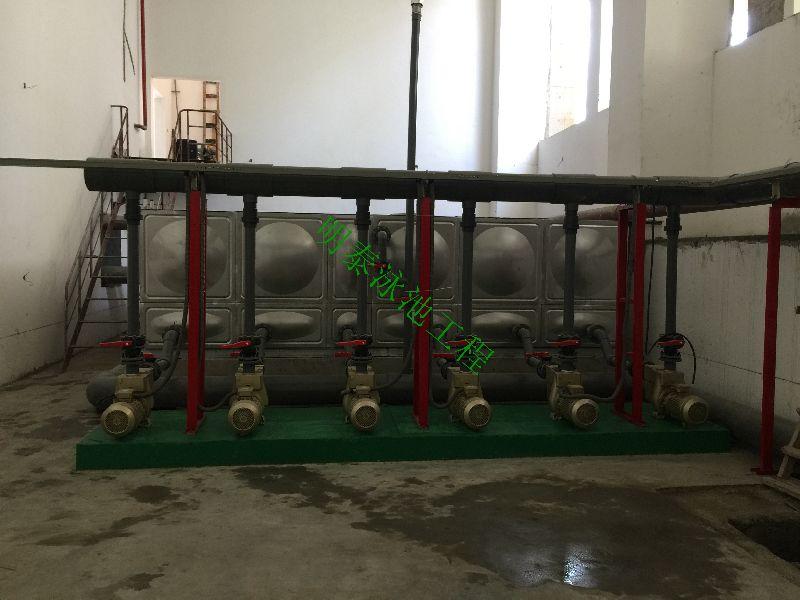 汉中职业技术学院游泳馆设备安装