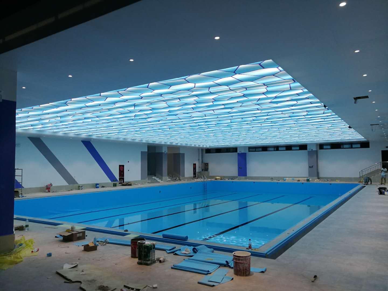 西安会所游泳馆泳池维修哪家好