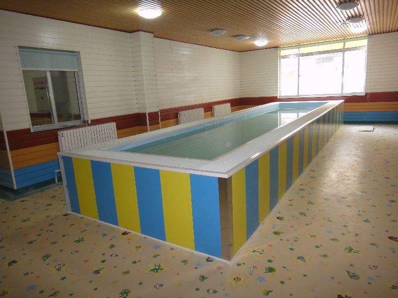 儿童泳池_体育总局推广型