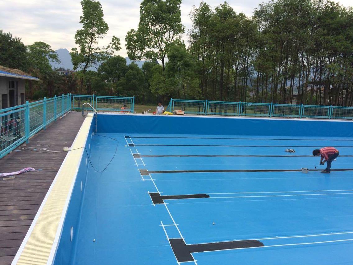 整体拆装泳池(尺寸可定做)