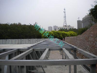 西安跳水館綜合項目整體泳池工程建設