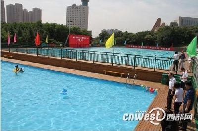 西安跳水馆综合项目整体泳池工程建设