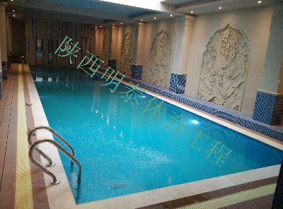 别墅泳池展示