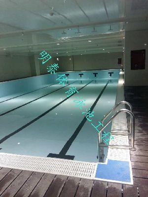 泰州皇仕堡健身房整体泳池