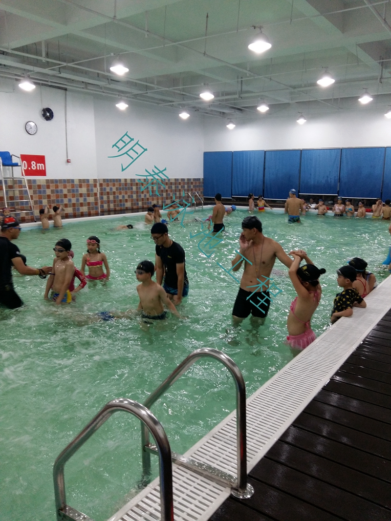 健身房泳池成套設備及安裝來明泰