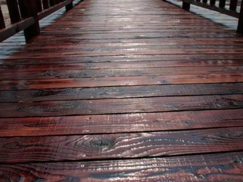 貴州防腐木地板