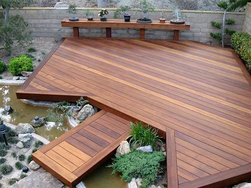 貴陽防腐木地板