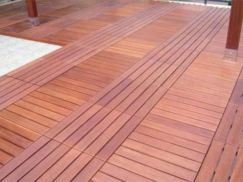 畢節防腐木地板公司