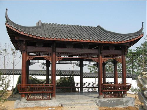 贵州防腐木木亭公司