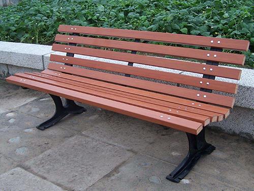 贵州防腐木座椅安装