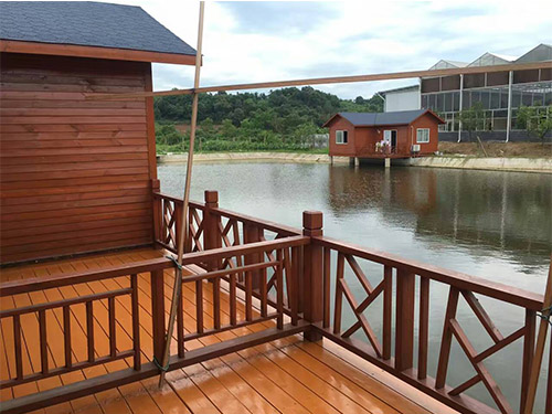 贵州防腐木栏杆制作公司