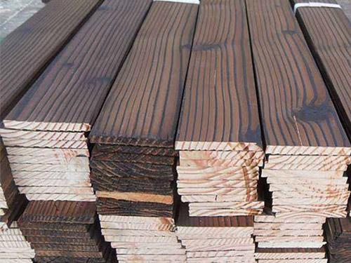 畢節防腐木木頭