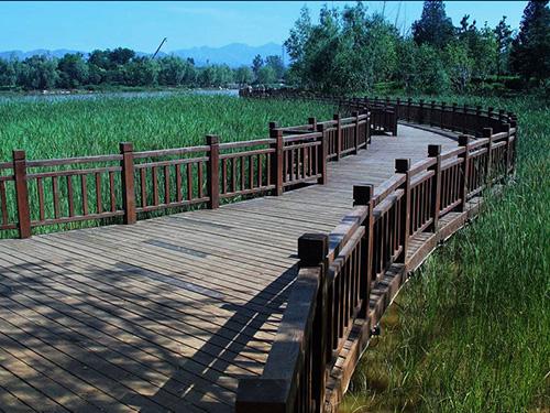 貴陽木棧道