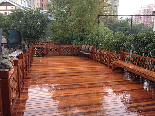 貴州木棧道