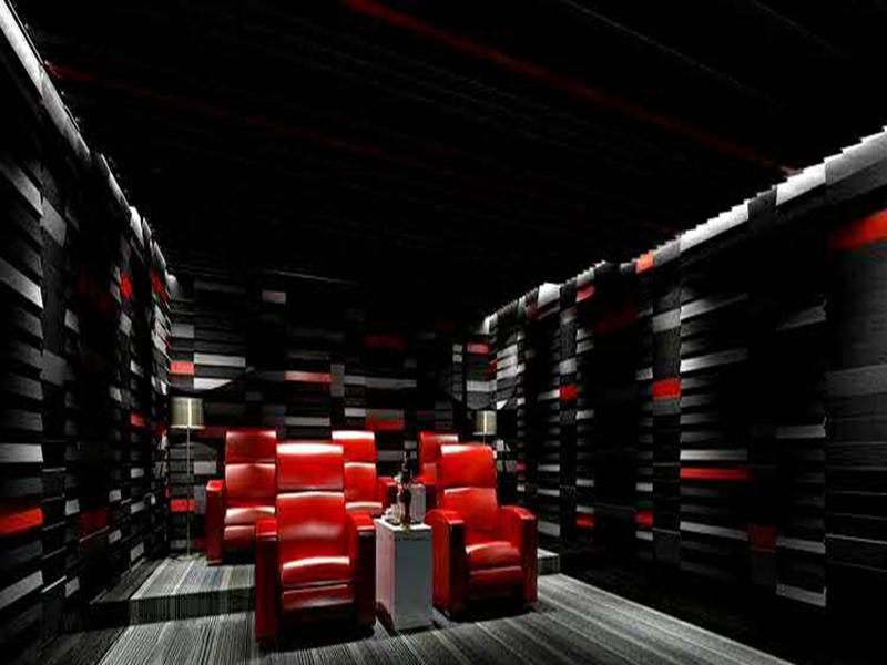 成都私人影院装修隔音怎么处理,私人影院隔音做法及材料