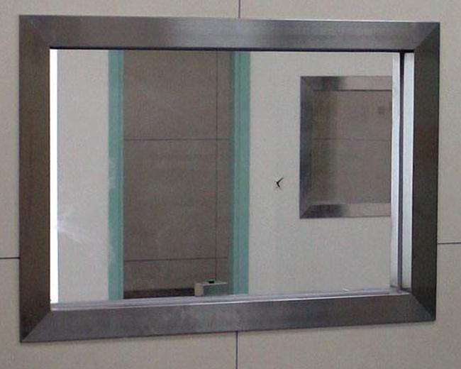 放射科防辐射铅玻璃